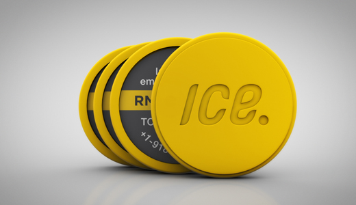 Medical ID for athletes, children, and people on the go - ICEDOT